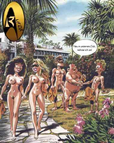 Нудистки комиксы 76458 фотография